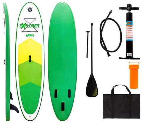 EXPLORER SUP-Board »Raider« Bx L: 75x300 cm