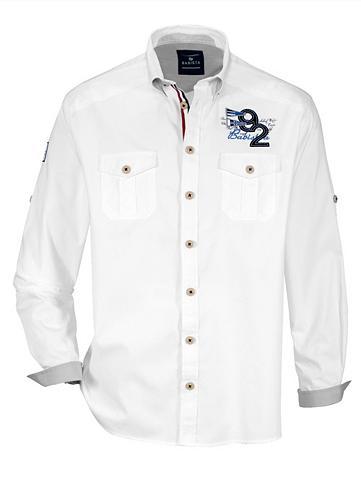 Marškiniai su apvadas