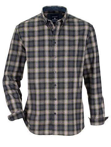 Flaneliniai marškiniai in wärmender ko...