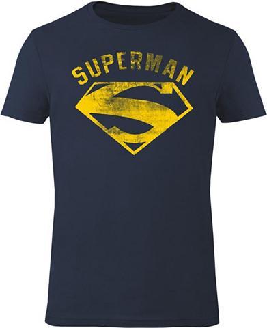 Marškinėliai »Superman - vintažinio st...