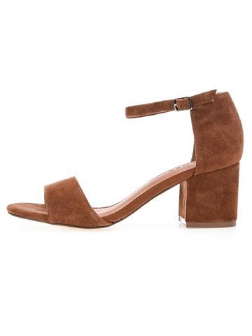 Wildleder- sandalai
