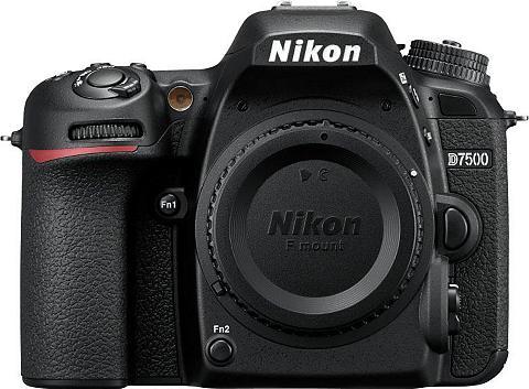 Nikon »D7500« Spiegelreflexkamera (209 MP WL...