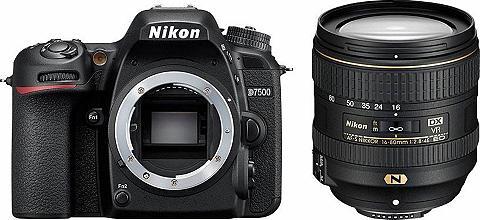 Nikon »D7500 KIT AF-S DX« Spiegelreflexkamer...