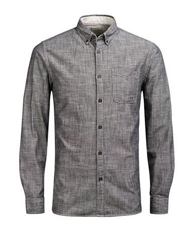 Jack & Jones Struktur- marškiniai ilgo...