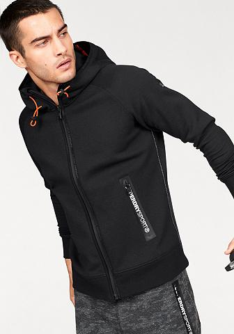 Bliuzonas »GYM TECH ZIPHOOD«