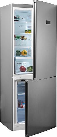 Šaldytuvas su šaldikliu KGN46XL40 A+++...