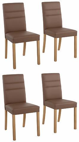 HOME AFFAIRE Kėdė »Lona« patogi su iš dirbtinės odo...