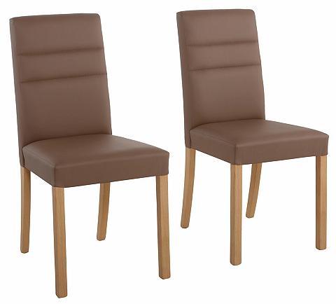 Kėdė »Lona« patogi su iš dirbtinės odo...