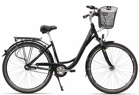 HAWKBIKES HAWK Bikes dviratis »City Wave« 3 Gang...