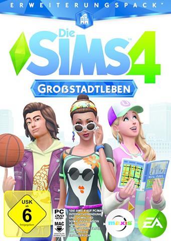 ELECTRONIC ARTS PC - Spiel »Die Sims 4 - Großstadtlebe...
