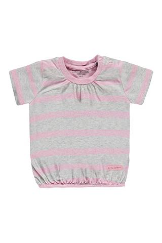 T-Shirtkleidchen Baby Girl dryžuota