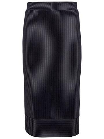 Viskozė - Vidutinio ilgio sijonas