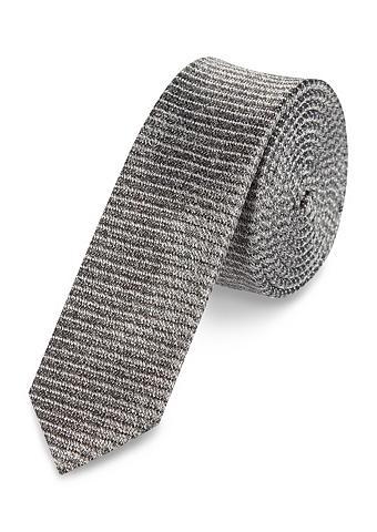 Raštuotas Šilkinis kaklaraištis