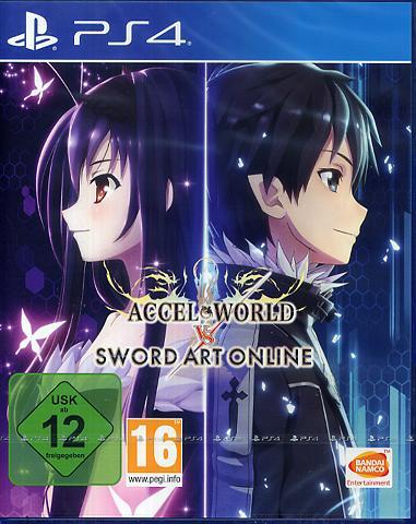 Accel World vs. Sword Art Online »PS4«...