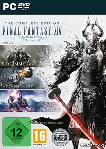 Square Enix Final Fantasy XIV Complete...