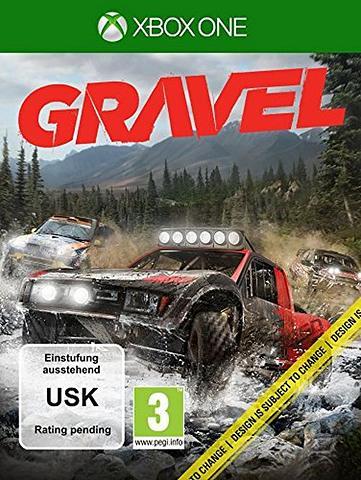 XBOX One - Spiel »Gravel«