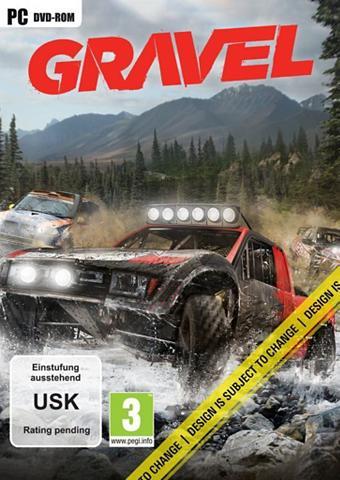 PC - Spiel »Gravel«