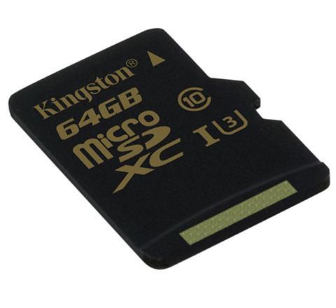Speicherkarte »Micro SD Card Gold Clas...