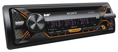 SONY 1-DIN DAB+ Radio su CD grotuvas USB la...