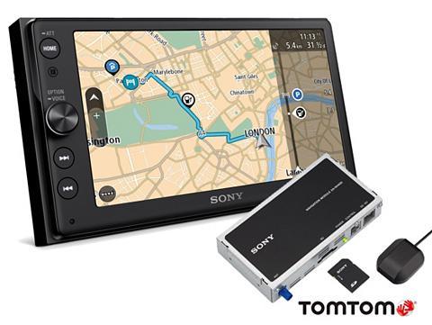 2-DIN Imtuvas su Touch Display & Tom T...