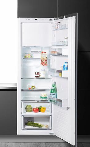 BOSCH Vollintegrierbar Įmontuojamas šaldytuv...