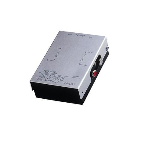 HAMA Stereo-Phono stiprintuvas PA 005