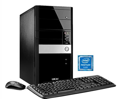 PC Intel® Pentium® G4560 16GB 1TB Ge F...