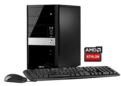 PC AMD Athlon X4 860K 8GB SSD HDD Ge F...