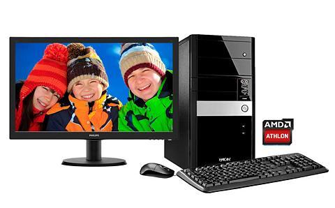 PC AMD Athlon X4 860K 8GB Ge Force® GT...