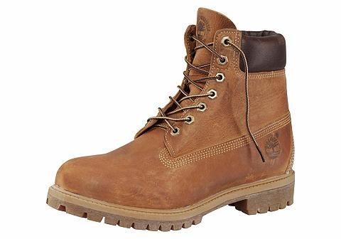 TIMBERLAND Suvarstomi ilgaauliai batai »Heritage ...