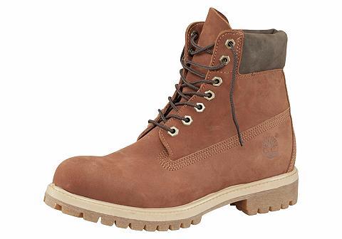 TIMBERLAND Suvarstomi ilgaauliai batai »6-Inch Pr...