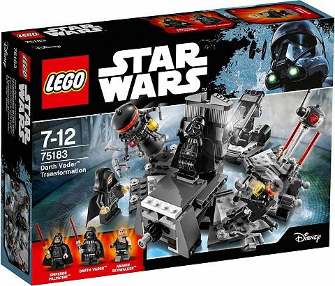 LEGO ® Darth Vader? Transformation (75183) ...