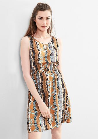 Suknelė su etninis raštas