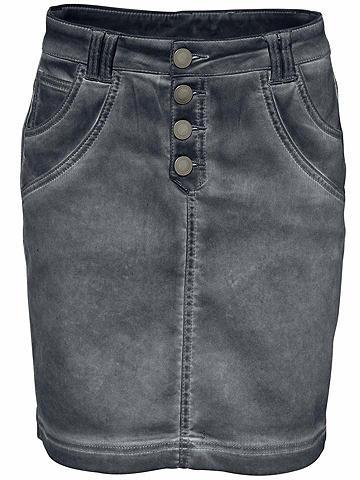 Mini ilgio sijonas in Kurzform
