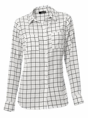 HEINE TIMELESS Marškiniai languota
