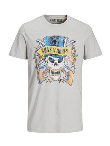 Jack & Jones Guns N? Roses Marškinėlia...