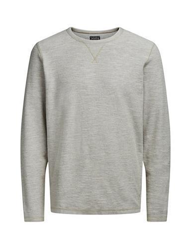 Jack & Jones Melange-Sweatshirt in reg...