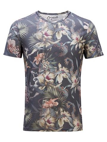 Jack & Jones Botanik Marškinėliai
