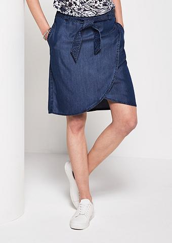 Kurzer Vasarinis sijonas in džinso imi...