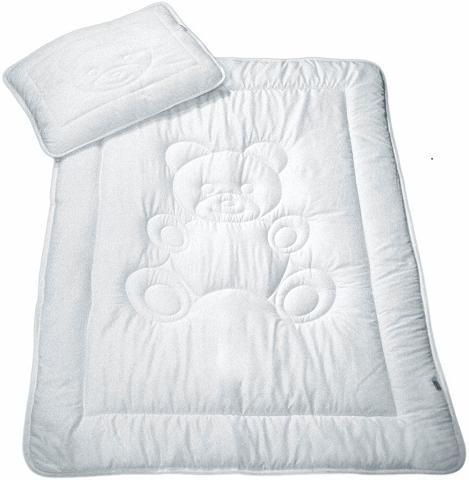MESANA Antklodė + pagalvė »Bär« Pilno ilgio F...