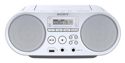 Sony »ZS-PS50« Boombox (AM-Tuner FM-Tuner 4...