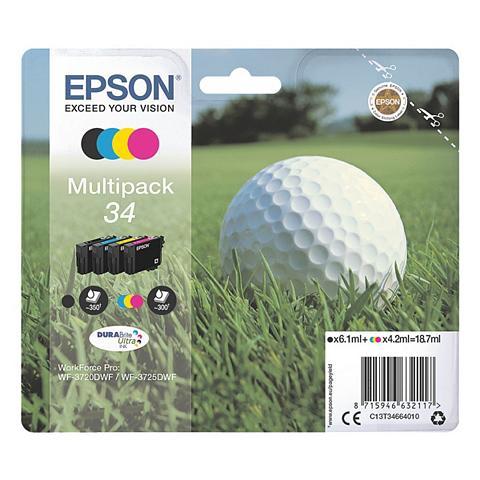 EPSON Rašalo kasečių rinkinys »34«