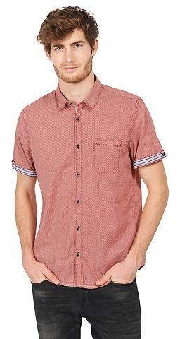 Marškiniai »gemustertes Kurzarm-Hemd«