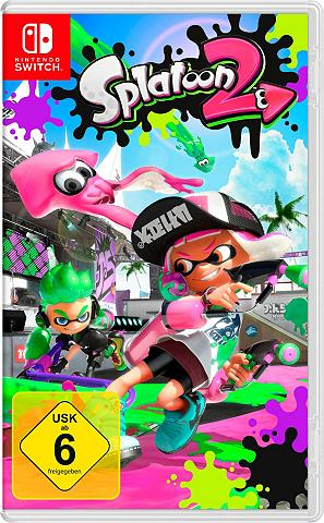 NINTENDO SWITCH Splatoon 2 Nintendo Šakotuvas