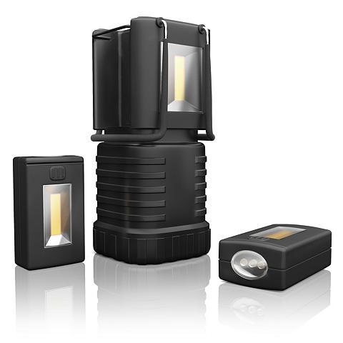 BRANDSON Atsparus vandeniui LED lempa iškylai »...