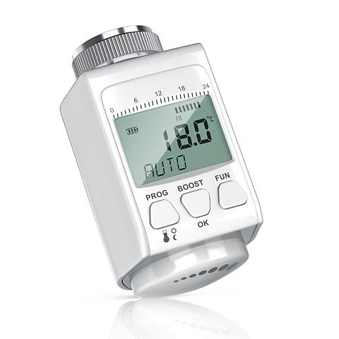 BEARWARE Digitales Termostatas »inkl. 3 adapter...