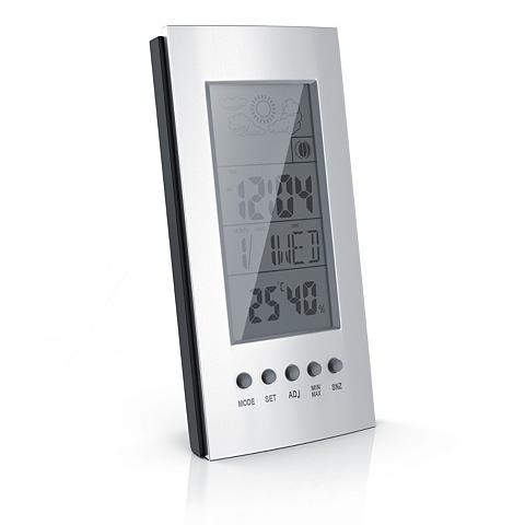 BEARWARE Digitale Wetterstation ir Multifunktio...