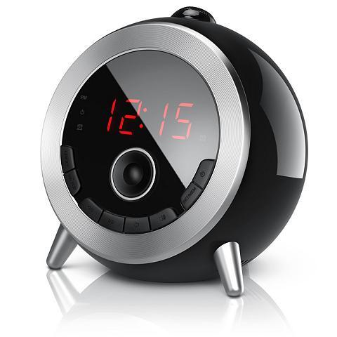 Digitaler Retro Radijas su laikrodžiu ...