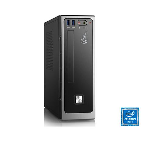CSL Mini PC | Intel J3455 | Intel HD Grafi...