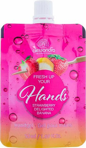 ALESSANDRO INTERNATIONAL »FRESH UP your hands! Strawberry delig...